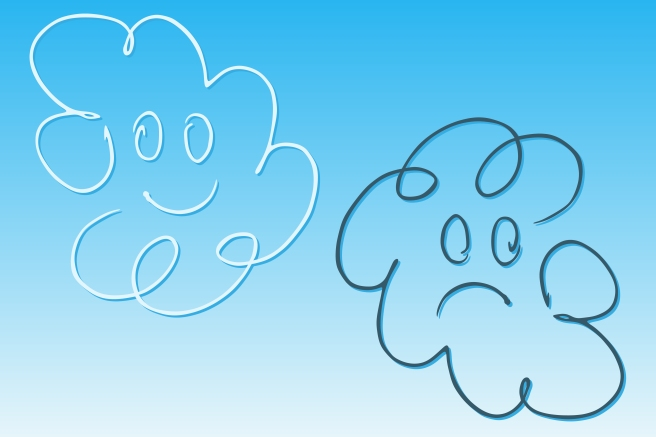 Cloud Smileys